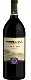 Woodbridge By Robert Mondavi Cabernet Merlot 2015 1.50l